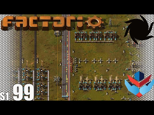 Factorio MP with NOG - S01E99 - All The Oil Things