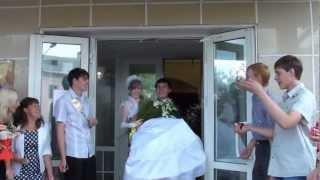 Свадебный клип Павла и Ольги 10.08.2012