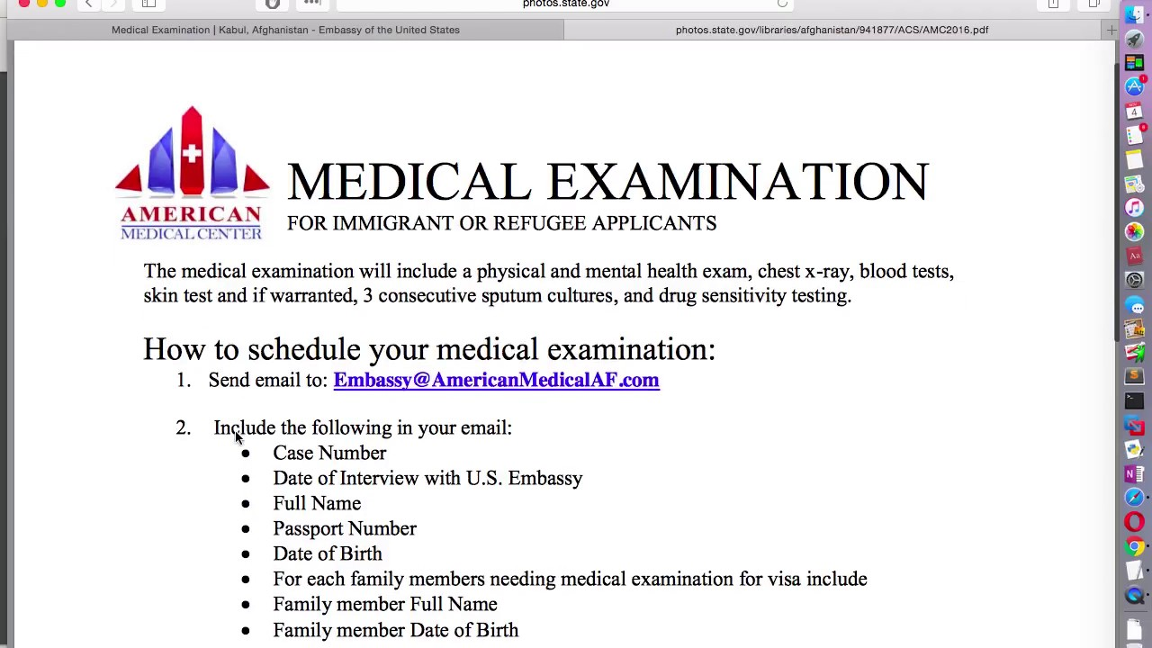 Kabul medical exam appointment tutorial - YouTube on canadian immigration form, canadian visa fees, green card application form, canadian visa requirements, canadian passport form, canadian birth certificate form, employment application form, citizenship application form, work permit application form, jamaican passport application form, canadian work visa sample, canada immigration application form, study abroad application form, permanent residence application form, canadian visa expert,