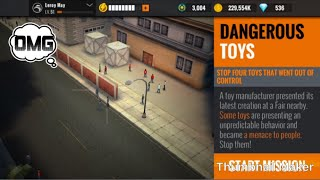 Dangerous Toys, sniper 3D assassin shoot to kill Ivy city primary #27