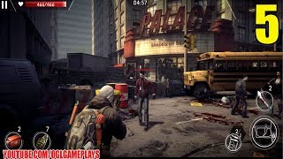 Left to Survive Walkthrough Gameplay #5 Android iOS