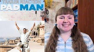 PADMAN Trailer Reaction | Akshay Kumar | Radhika Apte | Sonam Kapoor