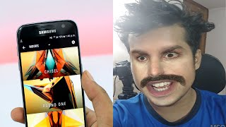 Top 7 Best Android Apps +Face Reveal (Kindda!!)
