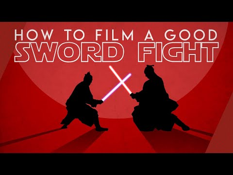 How to Film a Good Sword Fight | Video Essay