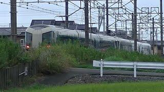 東武500系 特急リバティ 姫宮-東武動物公園
