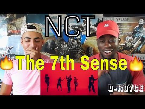 NCT U- The 7th Sense (OFFICIAL REACTION)