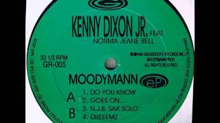 Kenny Dixon Jr. ft. Norma Jeane Bell - Goes On...