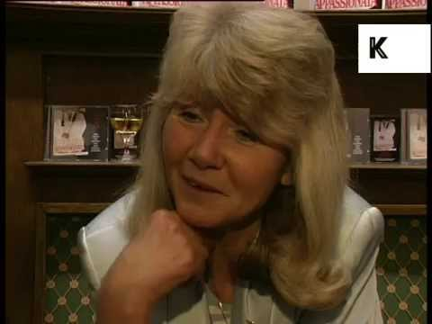 1990s Jilly Cooper Interview