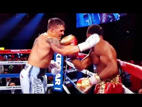 OLEKSANDR USYK VS MICHAEL HUNTER FULL FIGHT REVIEW USYK DECISION VICTORY!!