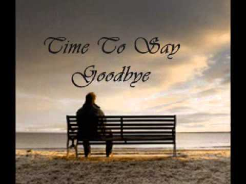 Sad goodbye love songs