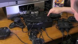 Wanna Play 10-Player Saturn Bomberman?