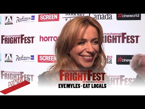 Eat Locals -  Eve Myles Interview