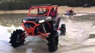 Highlifter Edition RZR 1000 with Super ATV Portal Lift!!!!