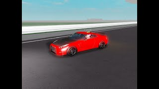 Nissan GTR Review Roblox