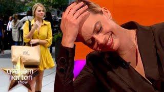 Why Margot Robbie Stole Toilet Paper In A Ralph Lauren Bag | The Graham Norton Show