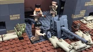 Великая Отечественная война - САМОДЕЛКА ЛЕГО!! (36 серия самоделок!)