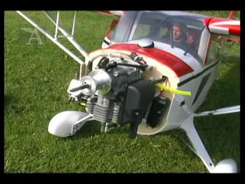 Modell AVIATOR: Taylorcraft von Hangar 9