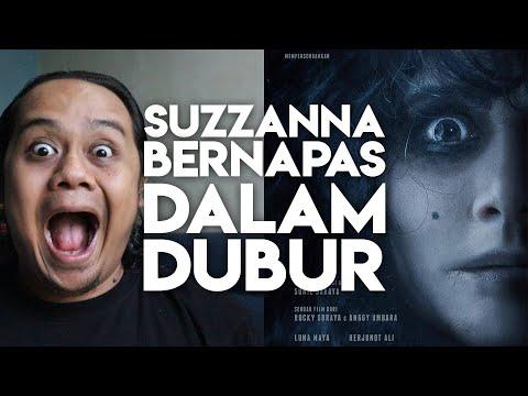 #ZHAFVLOG - DAY 237/365 - SUZZANNA BERNAPAS DALAM DUBUR | MOVIE REVIEW MALAYSIA