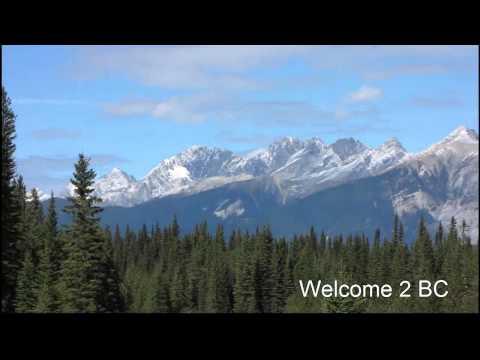 Kootenay National Park, Canadian Rockies, BC