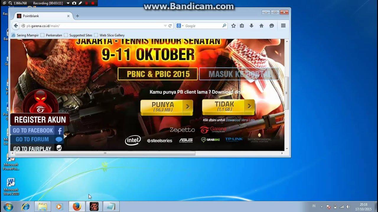 Nama website untuk download game pc.
