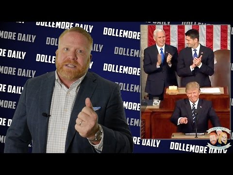 10 Things Donald Trump Got WRONG in His Joint Session Speech - #DollemoreDaily