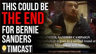 Project Veritas Expose Could Be THE END For Bernie Sanders, Video Shows INSANE Far Left Rhetoric - T