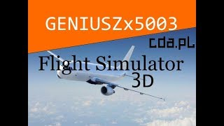 Gry z cda pl 3 - Flight Simulator 3D