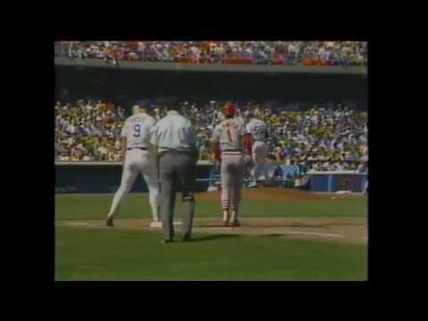 1985 NLCS Game 6 October 16, 1985