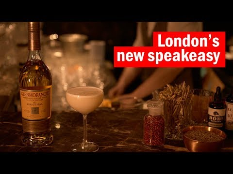 This secret bar can be found in a 30s pharmacy   First look   Time Out London