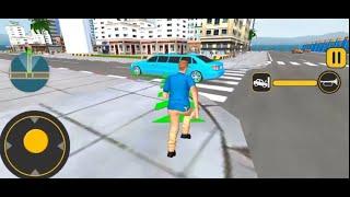 Big City Limo Car Driving Simulator : Taxi Driving screenshot 3