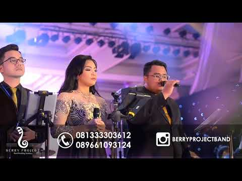 Berry Project - Stop Crying Your Heart Out (Oasis Cover) Band Wedding Surabaya