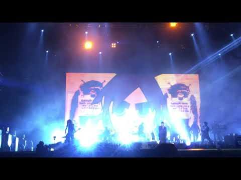 Gorillaz - Tomorrow Comes Today - Festival Estereo Picnic Bogotá 2018