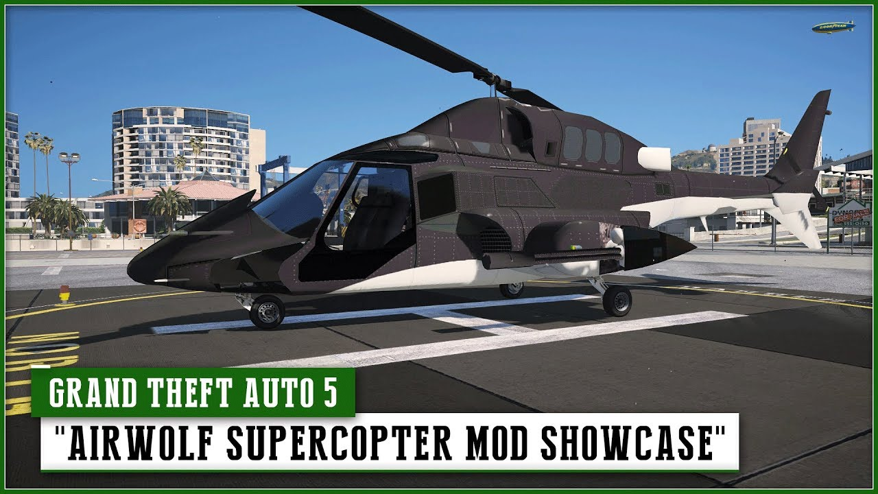 supercopter vf
