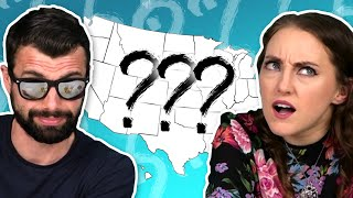 Download Drunk Irish People Try Identifying US States