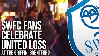 Full Time At The Griffin In Brentford (sufc V Stevenage)