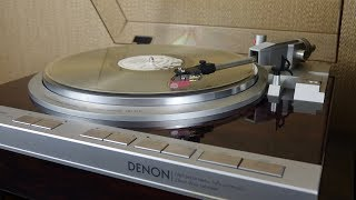 The DENON DP 47F Turntable - an Automatic Classic