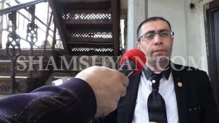 Արձագանքելով SHAMSHYAN com ի հրապարակմանը