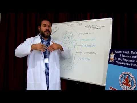 Five levels of our existence, the Pancha Kosha by Dr Ananda Balayogi Bhavanani
