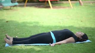 Deep Relaxation for Body, Mind, Spirit & Heart - Yoga - Shavasan