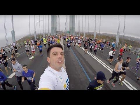 TCS New York City Marathon 2017 - Full Race GoPro Hero 4 silver HD (Martin Aroztegui)