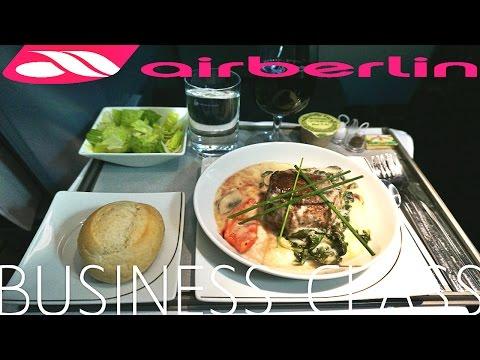 AIR BERLIN BUSINESS CLASS|LAX-DUS|A330-200