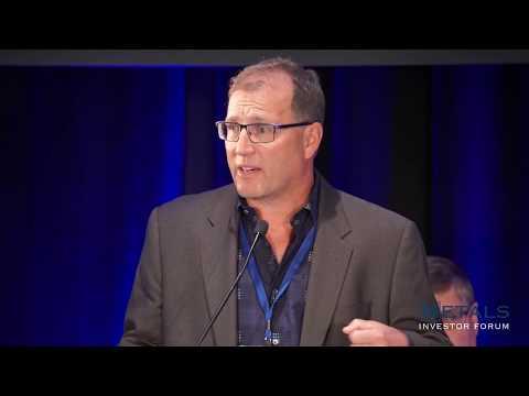 Metals Investor Forum Sept. 2017: Camino Minerals Corp. (Kenneth C. McNaughton)