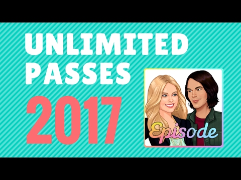 UNLIMITED passes on Episode app HACK! Real 2017 UPDATED version!