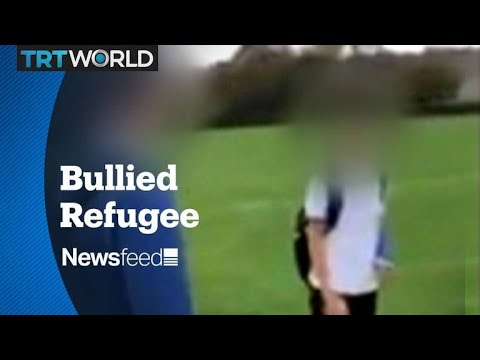 NewsFeed – Racist attack on Syrian refugee in UK