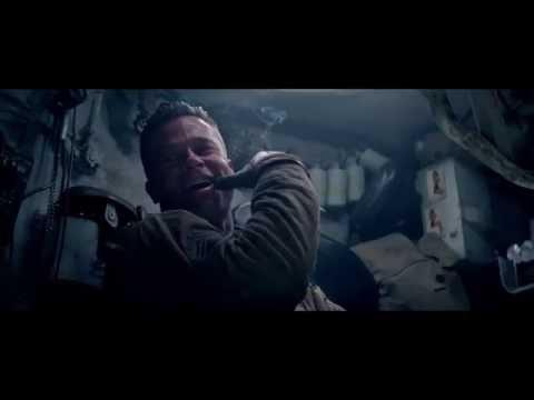 Fury - Trailer - At Cinemas October 22 streaming vf