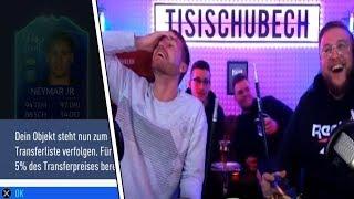 TRADEN mit Tisi Schubech - größte FETTFINGER - AKTION EVER | Fifa 19 Tisi Schubech Stream Highlights