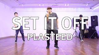 Plasteed - Set it OFF / H2 대학로…