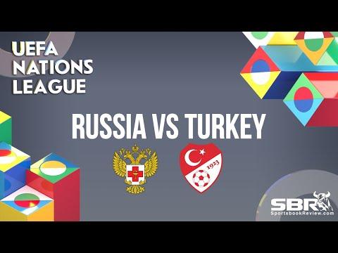Russia vs Turkey | UEFA Nations League | Match Predictions