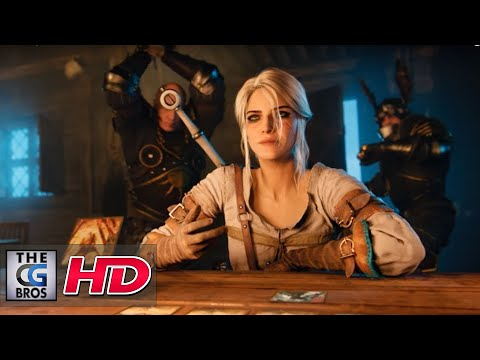 "CGI 3D Animated Trailer: ""The Witcher Card Game: Cinematic Trailer"" - by DIGIC Pictures"