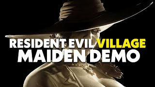 Resident Evil: Village - Maiden Visual Showcase Demo (Playstaion 5)